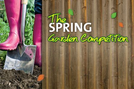 Spring Garden competition winners