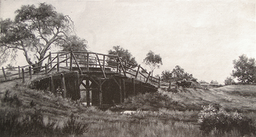 Bridge over Port River (Grange Creek), Beach Street, Grange, G A Reynolds (City of Charles Sturt)