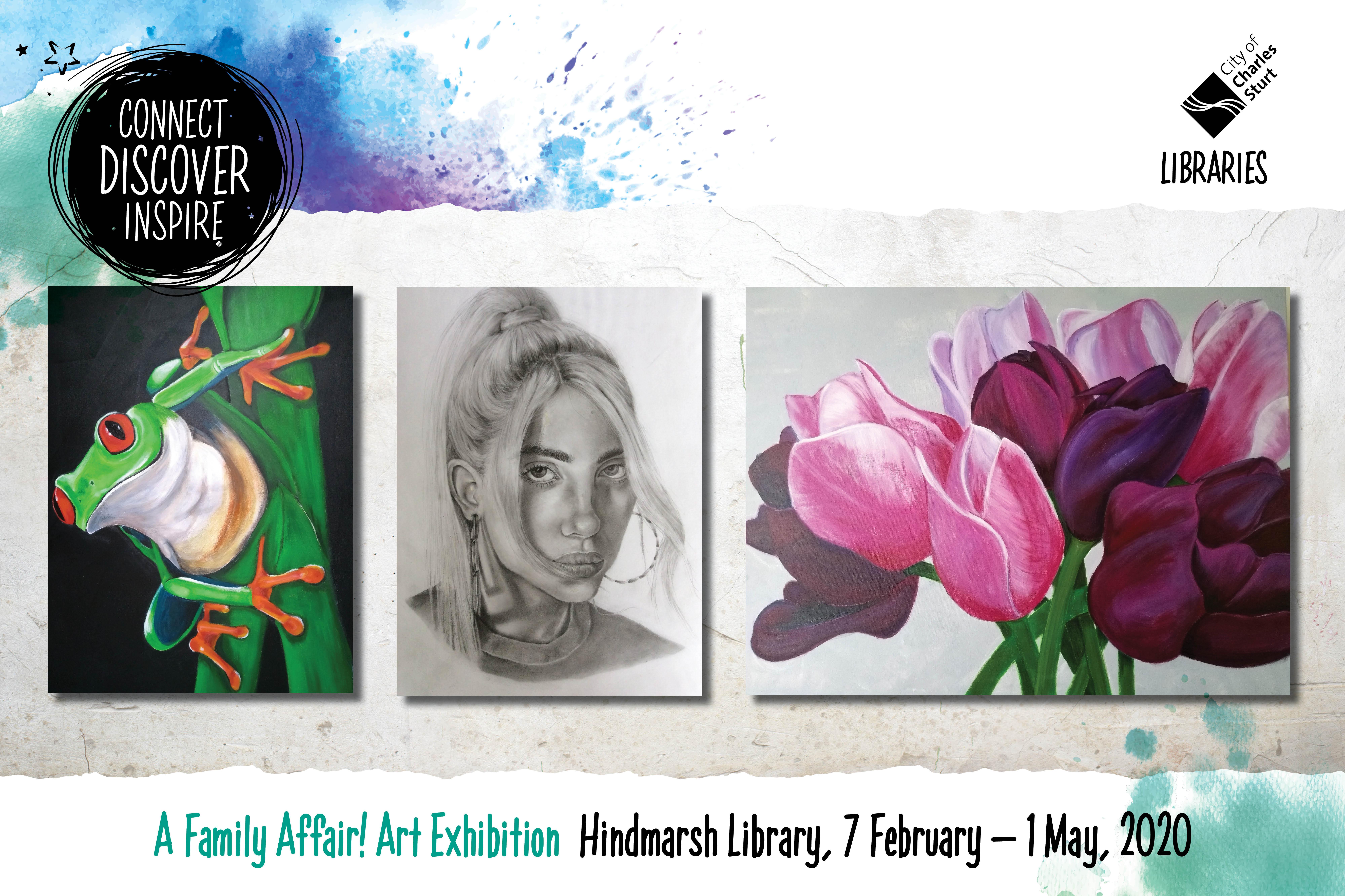 A Family Affair! Art Exhibition