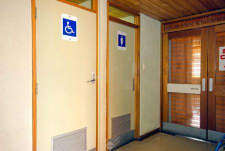 Toilet facilities