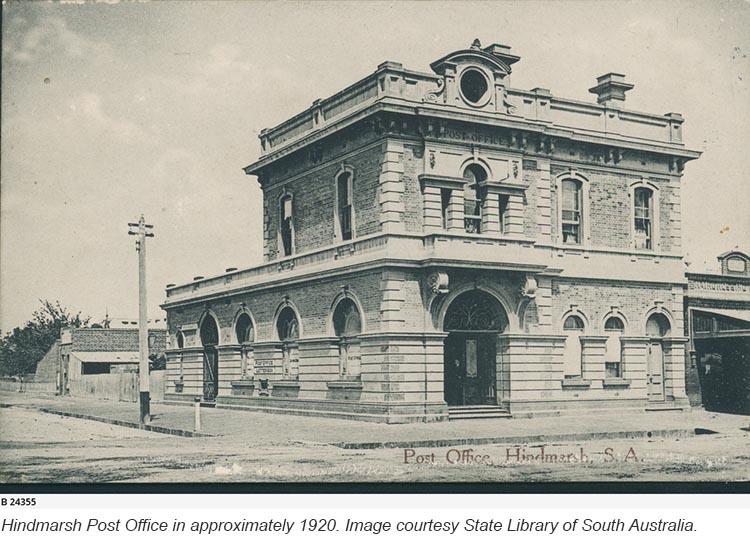 Hindmarsh Post Office