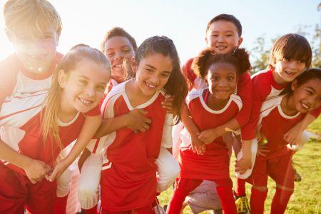 Kids Sport Soccer