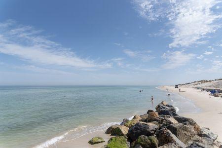West Beach Sand Erosion