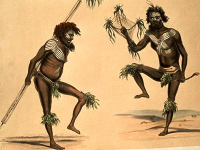 Leaders of the Kuri Dance