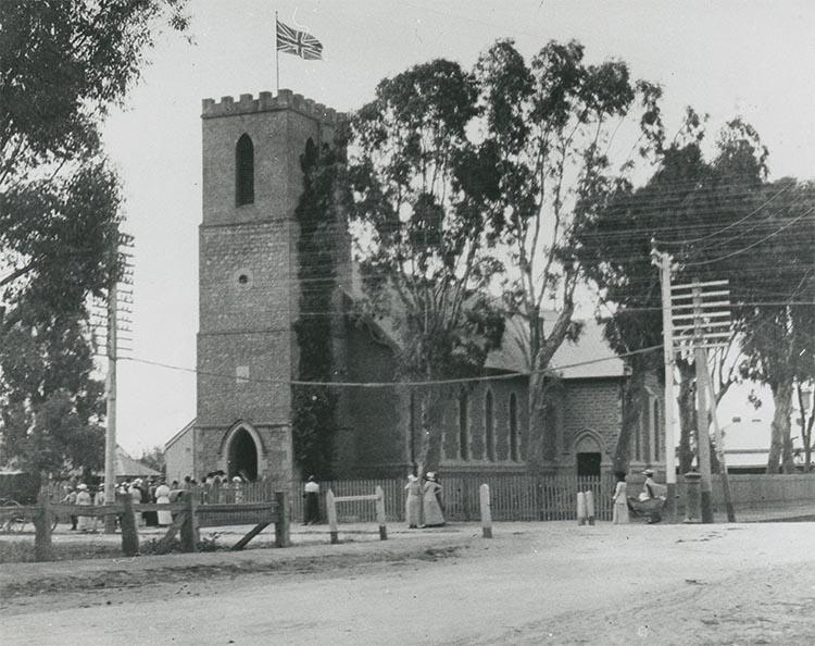 St Margarets Church ca 1916