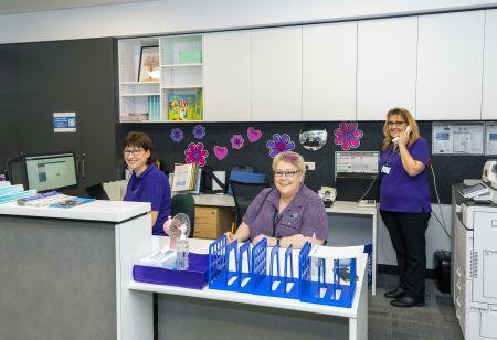 Immunisation clinic